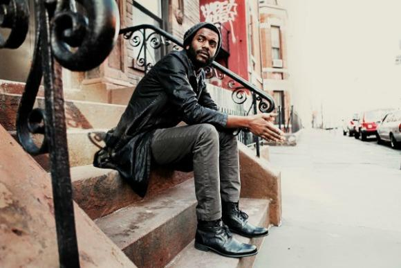 Nothin' Numb About Gary Clark Jr. on Conan
