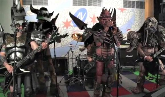 Get Out Of My Dreams, Get Into My GWAR