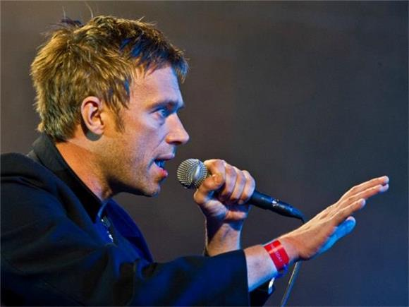 Damon Albarn And De La Soul Take Us To 'Feel Good Inc' At Dismaland