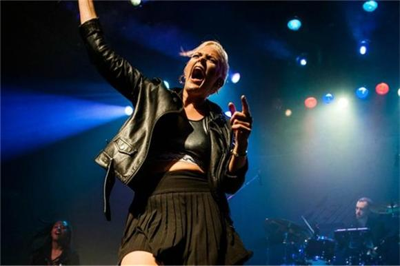 Out And About: Betty Who At Irving Plaza