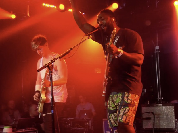 THROWBACK THURSDAY: Bloc Party Live in Austin, Texas