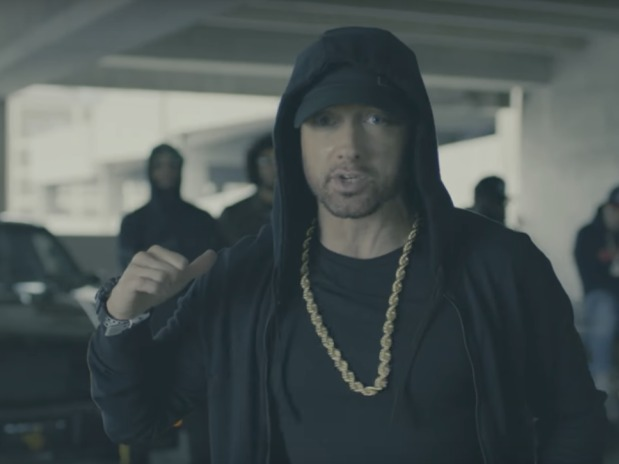 Eminem is Pissed and You Should Be Too