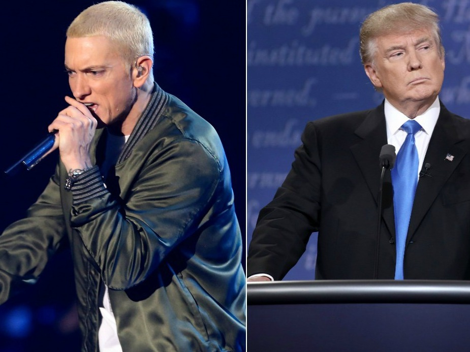 A Brief History of Rappers Calling Out Political Figures