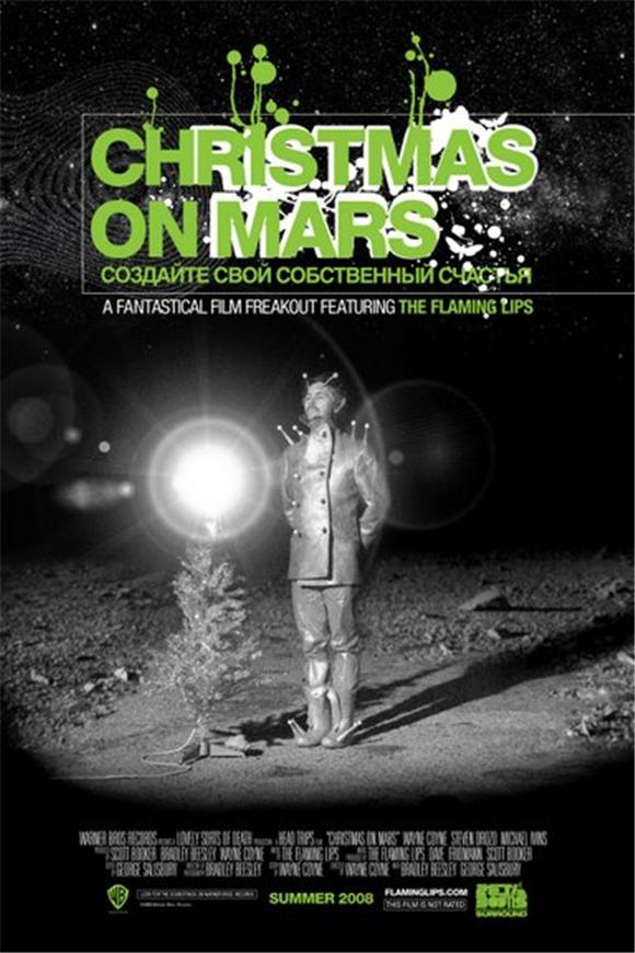 flaming lips release christmas on mars on itunes, to screen at selected theaters nationwide
