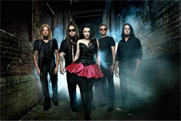 Late Night: Evanescence