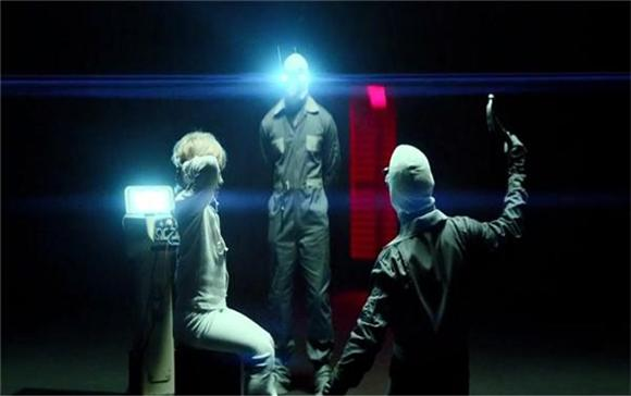 Kasabian Gets Scary SciFi Sweet For 'Stevie' Video