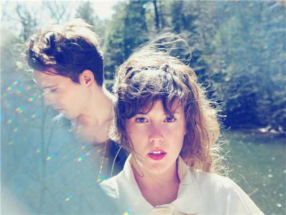 Purity Ring Hypnotize On Kimmel