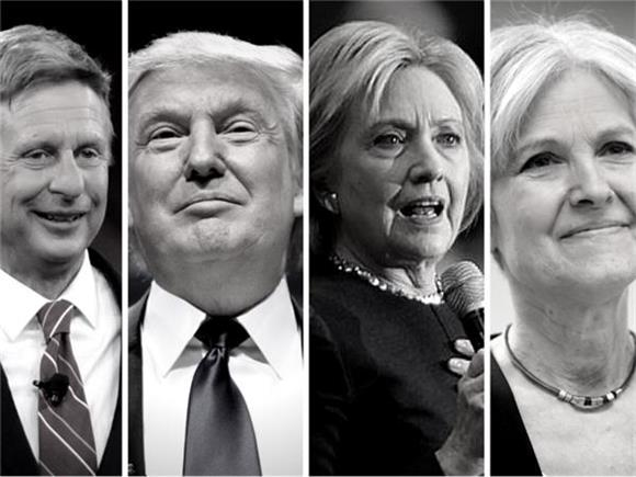 The Presidential Candidates Playlist: What Each Candidate Should Walk Out To