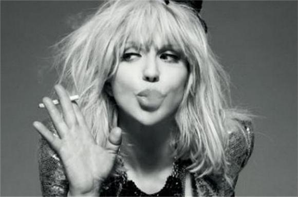 Is Courtney Love The Inspiration Behind Smashing Pumpkins