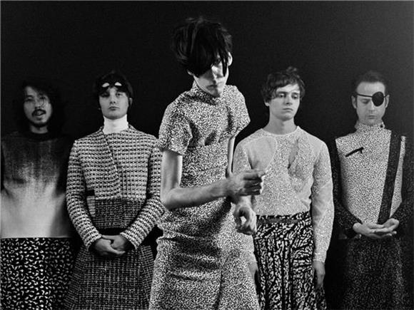 Deerhunter Are Just 'Living' Their Life