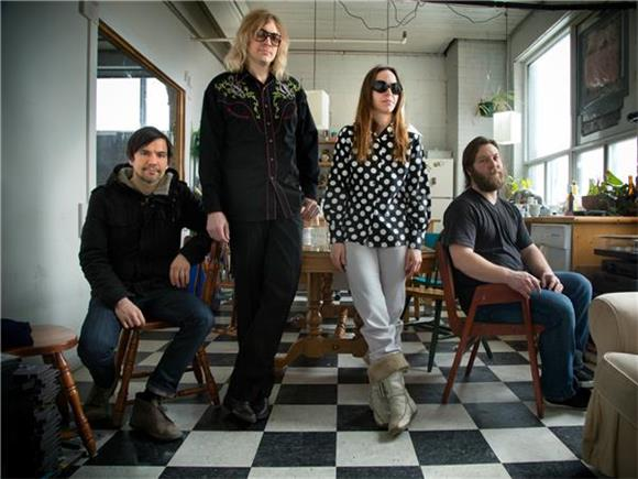 The Sun Dappled Acid Rock Of The Besnard Lakes