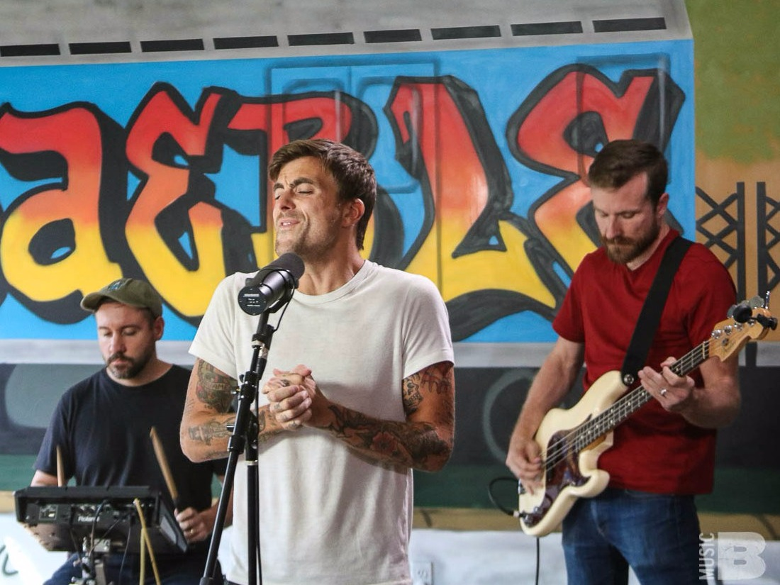 COMING SOON: A Baeble NEXT Session with Circa Survive