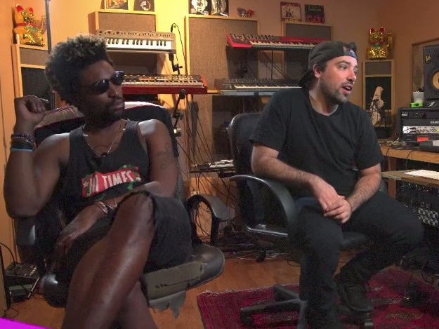 GEAR TALK: The Making of 'Trouble' with The Knocks