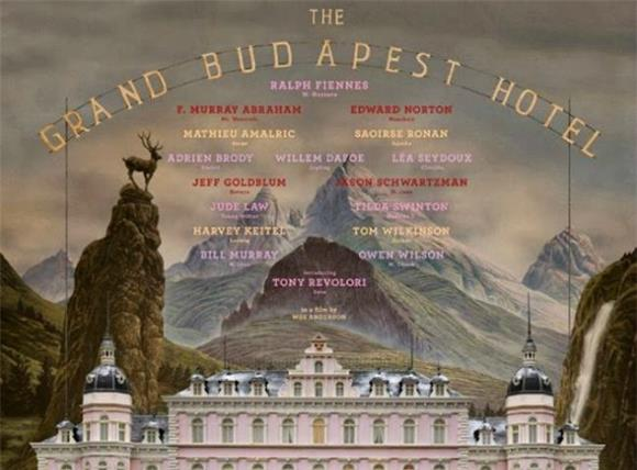 Movies We Can't Wait For: The Grand Budapest Hotel
