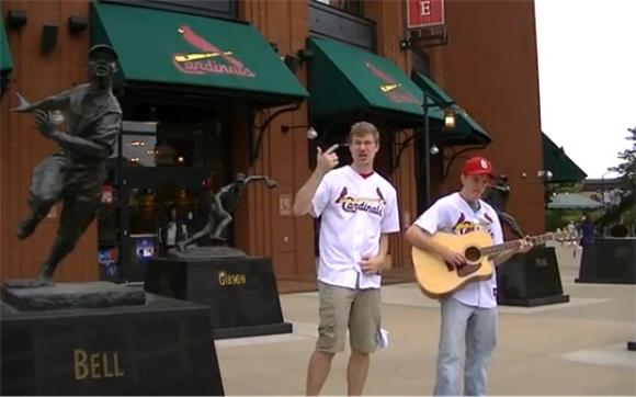 This St. Louis Cardinals Anthem Will Make You A Dodgers Fan