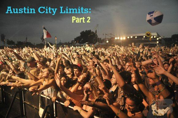Photo Diary: Austin City Limits Part 2
