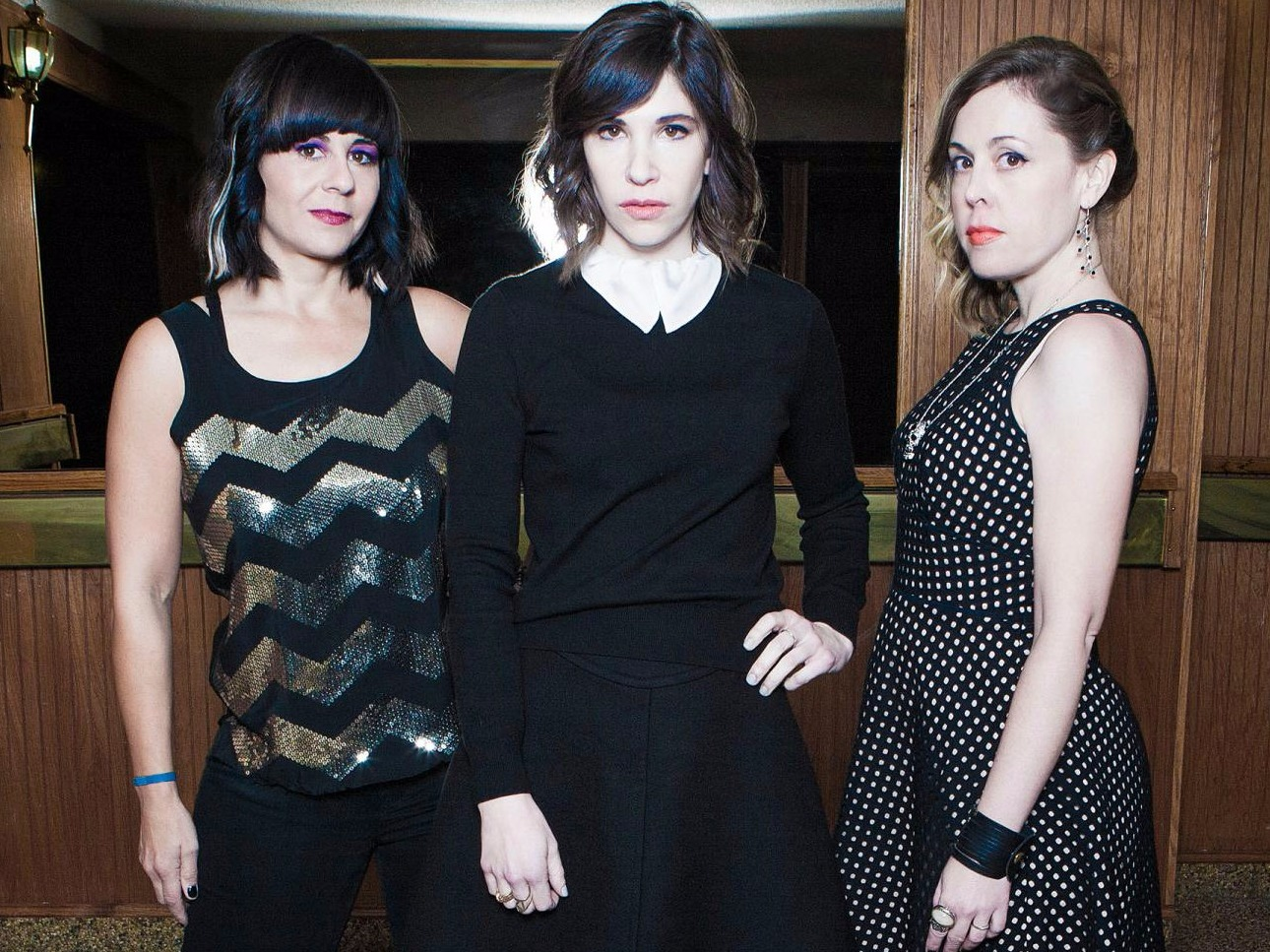 Sleater-Kinney Shares New Track 'Here We Come' From '7-Inches for Planned-Parenthood'