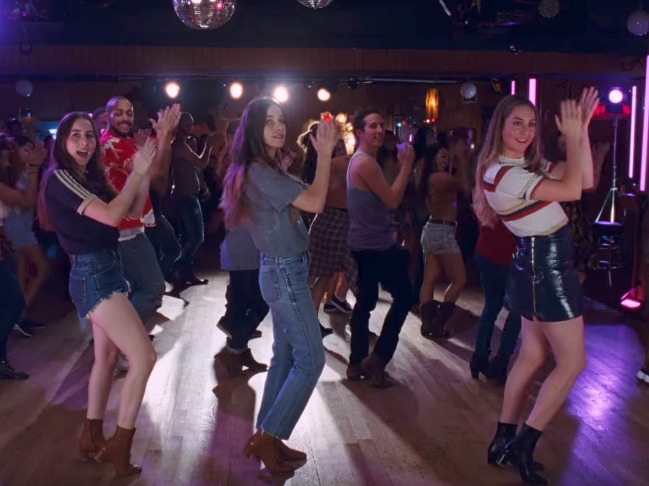 Go Dancing With HAIM in Their New Video For 'Little of Your Love'