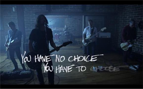 Foo Fighters Release New Music Video 'Something From Nothing'