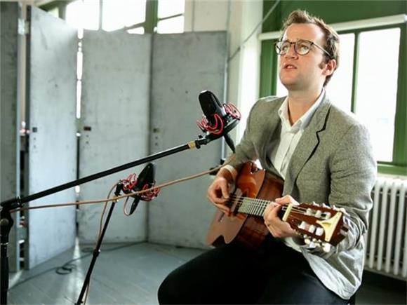 Vampire Weekend's Baio Brings Big Beats And More To Baeble HQ
