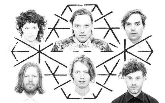 Arcade Fire Teases With New Reflektor Single 'Afterlife'