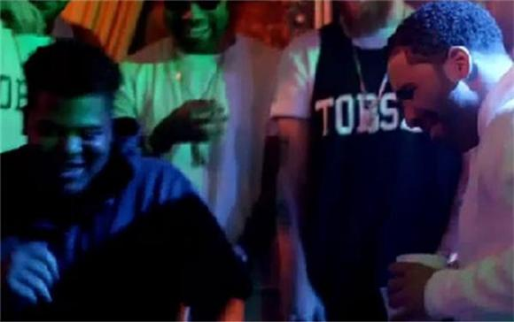 'Tuesday' Party Time With Drake And iLoveMakonnen