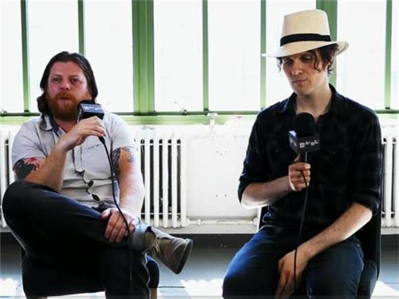 The Fratellis' New Album Is What Giving It Your All Sounds Like