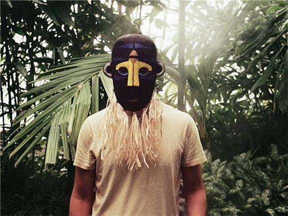 SBTRKT Is Back With Some Spacey Electro Grooves