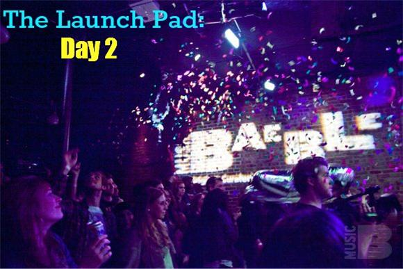 That's a Wrap: The Launch Pad Day 2
