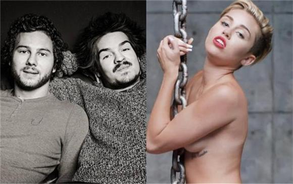 Milky Chance Give 'Wrecking Ball' A Folksy Twist
