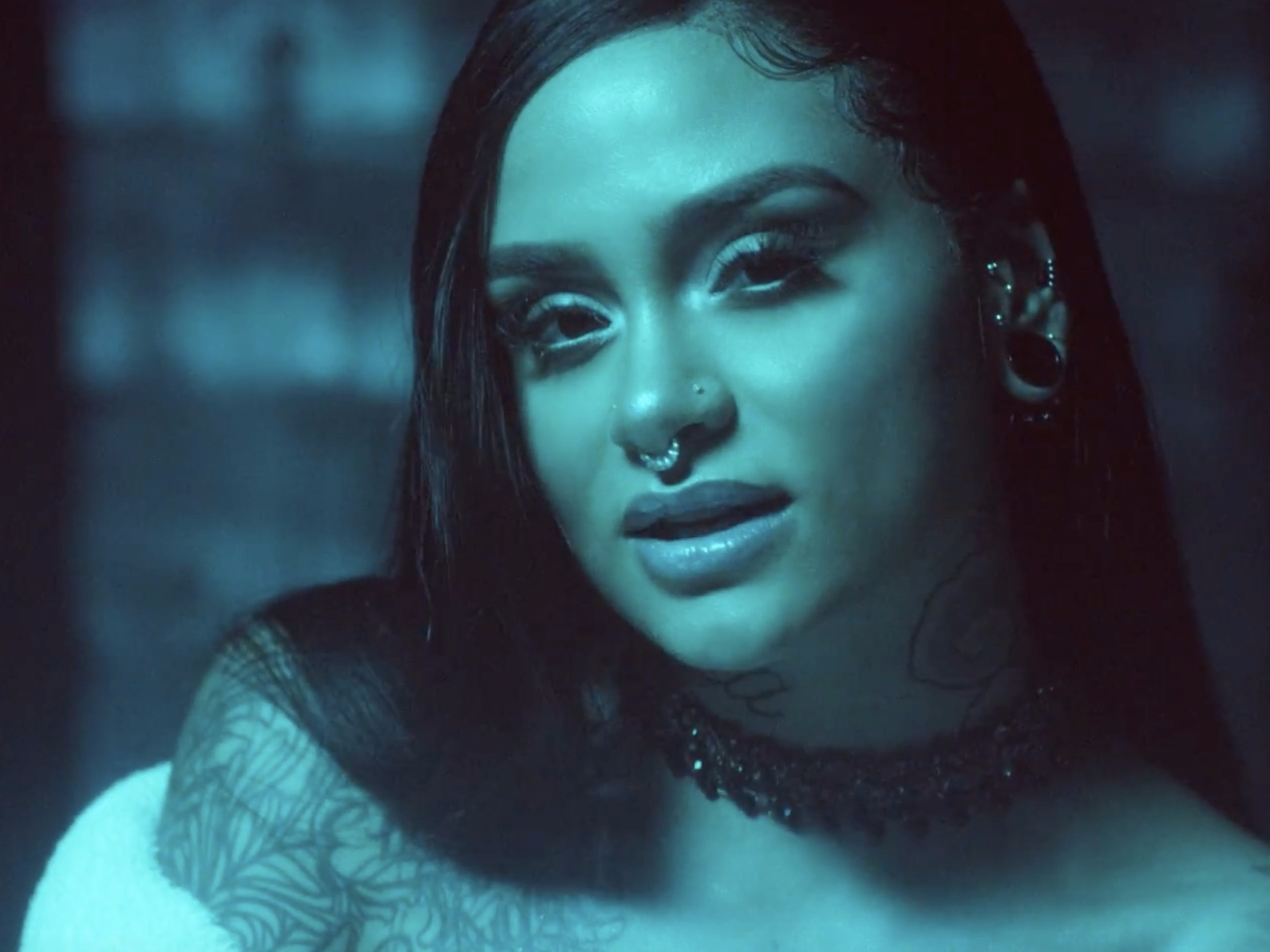 Calvin Harris, Kehlani, and Lil Yachty Wow In A New Winter Wonderland Video