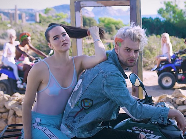 Go To Ibiza With Sofi Tukker In This Instant Smash Hit