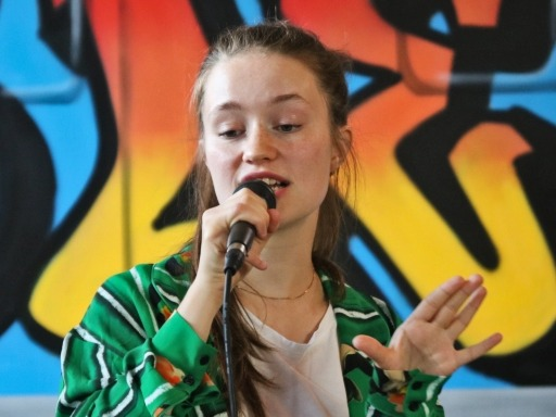 NOW PLAYING: Sigrid