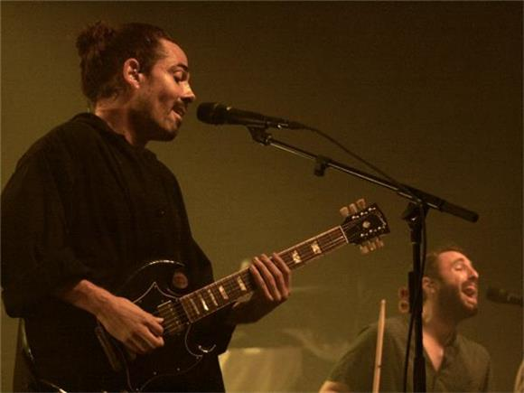 LOCAL NATIVES AT TERMINAL 5: Positive Energy All Around