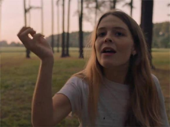 Go Behind The Scenes of Maggie Rogers' Video for 'Alaska'