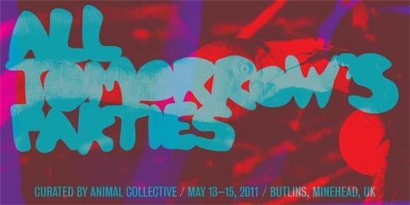 animal collective to curate all tomorrow's parties
