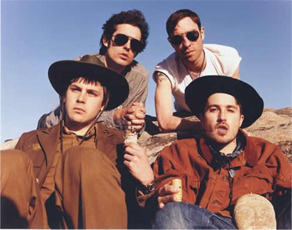 Watch The Black Lips Live