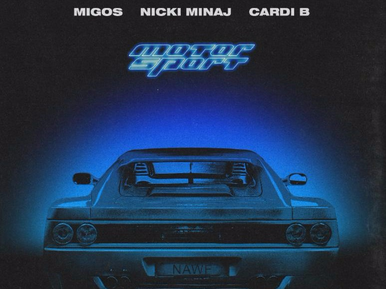 'Motor Sport' Is The New Supergroup Single By Migos, Cardi B, and Minaj