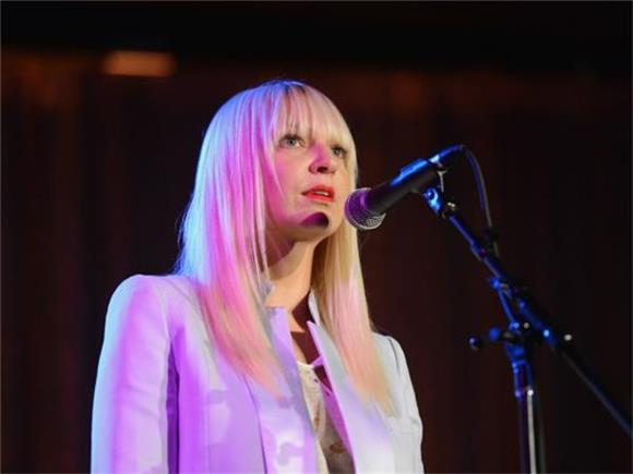 Sia Continues Her String Of Inventive Videos With Lyric Video For 'Alive'