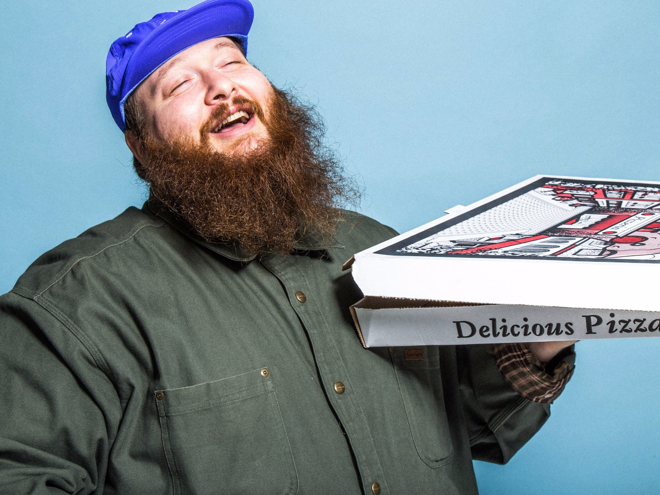 Our 7 Favorite Meals To Eat With Action Bronson