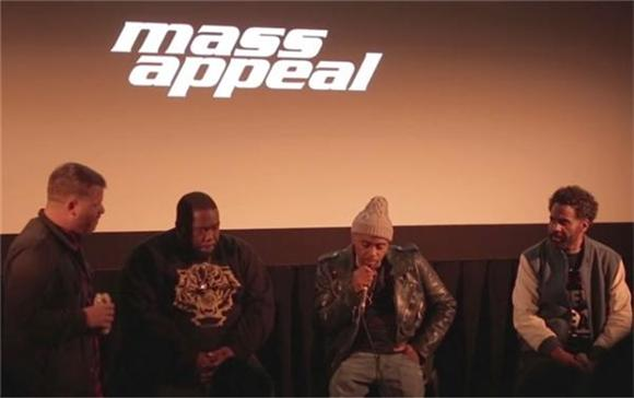 Nas Premieres 'The Season' At Run The Jewels Album Release Event