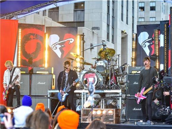 5 Seconds of Summer Rules The Today Show