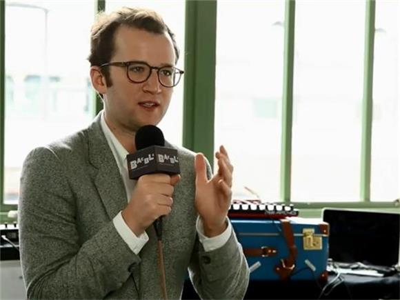 Vampire Weekend's Chris Baio Gives Us The Scoop On His Solo Debut