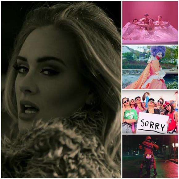The Roundup:  The 5 Best Music Videos of the Week