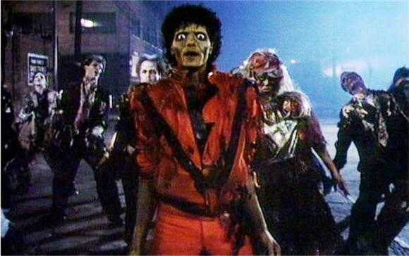 Flashback Friday: Michael Jackson's 'Thriller'