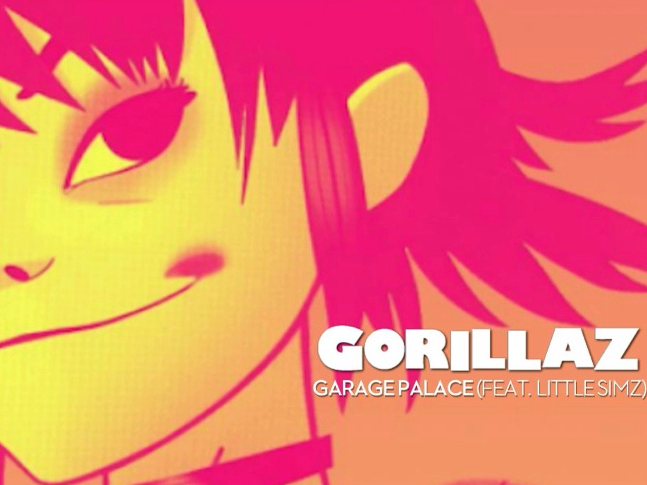 Gorillaz 'Garage Palace' Gets The Digital Release We've All Been Waiting For