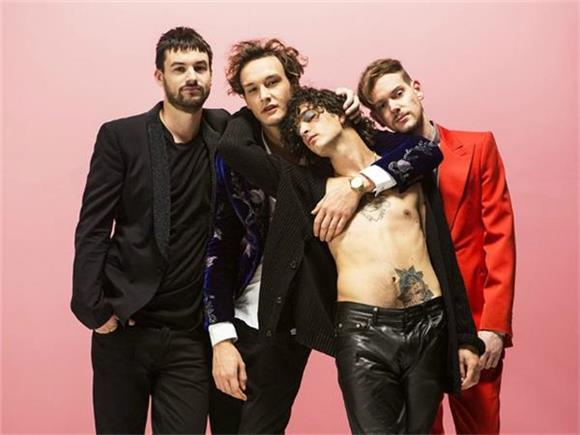 The 1975 and BBC Philharmonic Give Pop and Rock a Classical Flavor