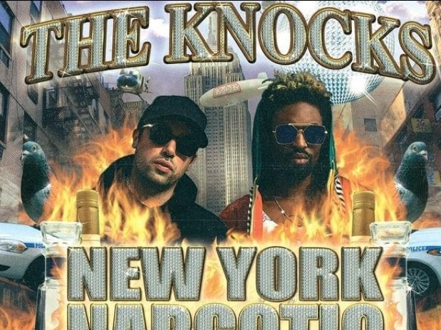 The Knocks Epic Party Bus