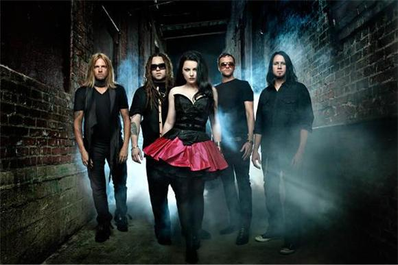 New Music Video and Contest: Evanescence