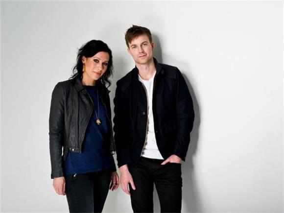 Matt And Kim Party In London